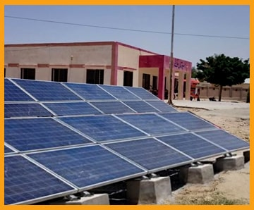 government solar energy projects