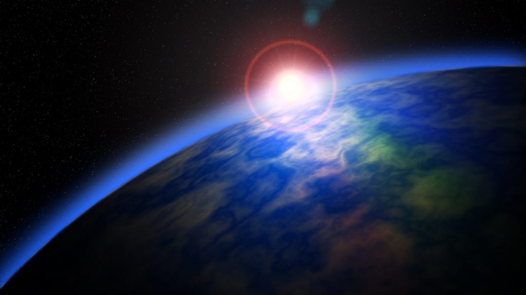 space based solar panels